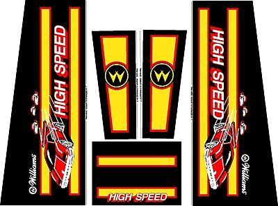 Williams High Speed Pinball Machine Beacon Motor 14-7939 Free Shipping New!