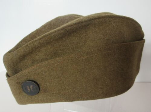 1917 WW1 US Army Overseas Cap  - American Military Collectables