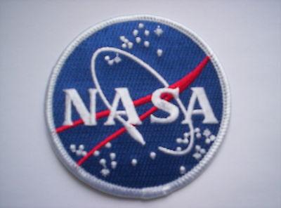 Aufnäher NASA  Meatball  im Durchmesser ca 7 cm