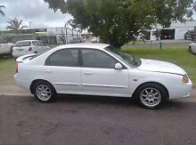 2003 Kia Spectra Parramatta Park Cairns City Preview