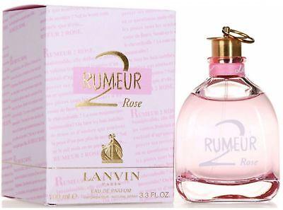 Lanvin Rumeur Eau De Parfum Spray (Lanvin Rumeur 2 Rose Eau de Parfum Spray 3.3 oz )