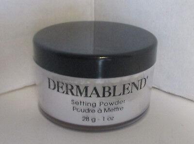 Dermablend Professional Setting powder Original 1 oz NEW