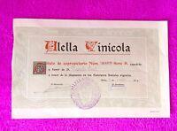 Accion, Alella Vinicola, Año 1954 -  - ebay.es