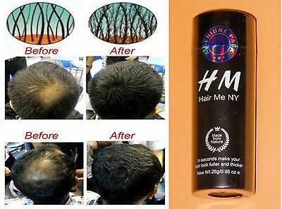 Best Hair Building Fibers 28 Gram Black Brown Blond Auburn Fast U.S. (Best Hair Fiber Powder)