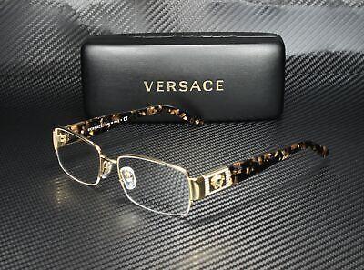 VERSACE VE1175B 1002 Gold Demo Lens 53 mm Women's (Versace Ladies Glasses)