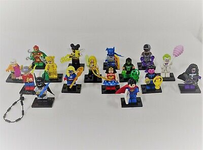 71026 LEGO DC Super Heroes Minifigures Series Blind Bag NEW SEALED - CHOOSE ONE