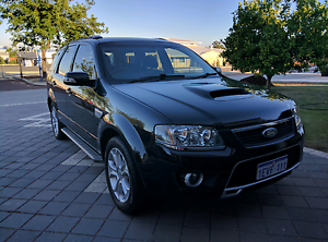 Ford Territory Turbo Ghia 2009 (7 Seater) Marmion Joondalup Area Preview