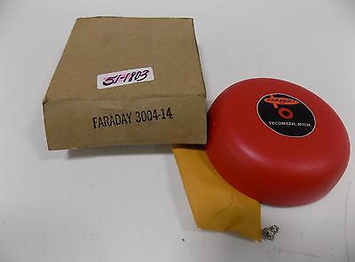 Faraday Alarm Bell 3004-14 Nib