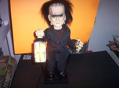 "Telco Halloween Frankenstein Motionette Animated 19"" Figure 1990-Nice Shape"