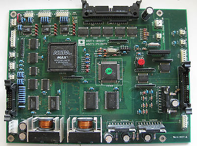 Santinelli Nidek Se 9090a Edger Main Cpu Board 40271-ba01f 40271-pc3979