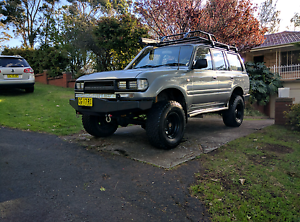 80 series LandCruiser diesel for sale or swap Jamberoo Kiama Area Preview