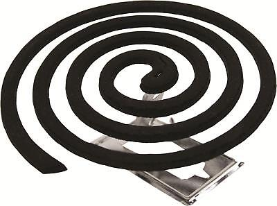 Highlander Mosquito Coil. 10 coils, Stand Inc - Camping