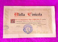 Accion, Alella Vinicola, Año 1967 -  - ebay.es