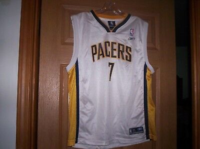 NBA Jermaine O'neal #7 jersey size youth XL 18-20