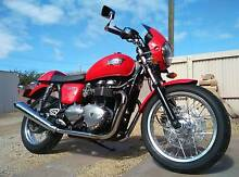 2008 Triumph Thruxton Whyalla Whyalla Area Preview