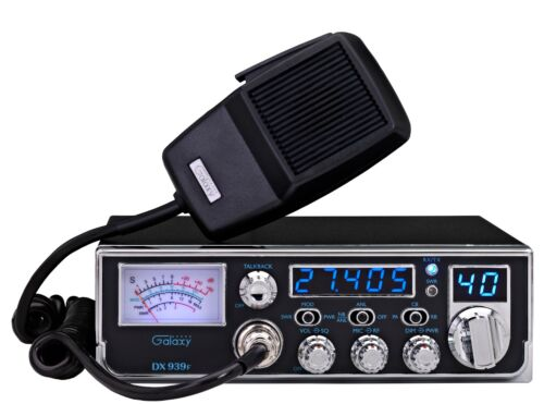 GALAXY DX-939F Mobile CB Radio NEW!!  DX939F PRO TUNED AND ALIGNED