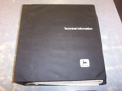 John Deere 650 And 750 Tractors Technical Manual Tm1242