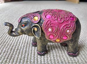 Bronze elephant ornament Mount Riverview Blue Mountains Preview
