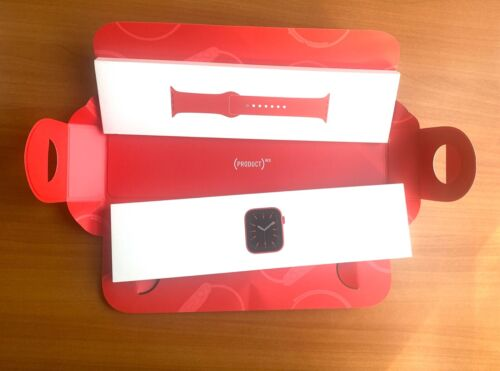 Apple Watch Series 6 44MM Product Red Cellular GPS Empty Box only