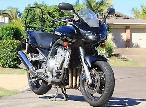 2001 Yamaha FZ1s swap for decent Hilux or Tinnie 15HP+ Sinnamon Park Brisbane South West Preview