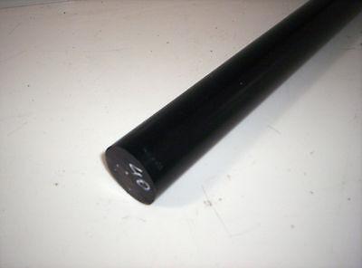 6894) PVC, Polyvinylchlorid, schwarz, Ø 40mm