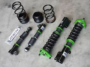 HSD Coilovers for Nissan 370Z. Brand new