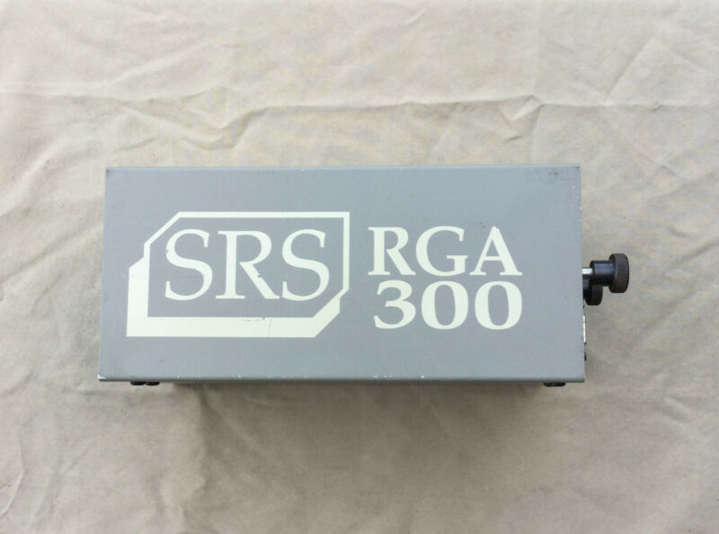 STANFORD RESEARCH SRS RGA300 GAS ANALYZER USED