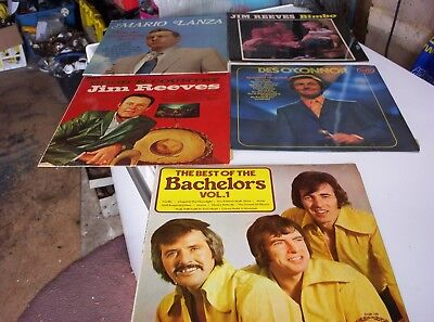 Collection of LP,s ,Old, 5 in total