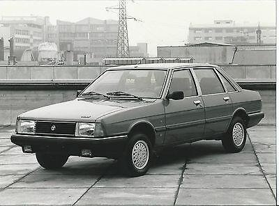 Peugeot Talbot Solara Exclusive Original Italian Press Photograph mint condition