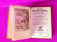 Pedagogia, El Amigo De Los Niños, Abate Sabatier, Juan De Escoiquiz 1840 -  - ebay.es