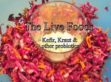 Kefir, Sauerkraut - live probiotics Ermington Parramatta Area Preview