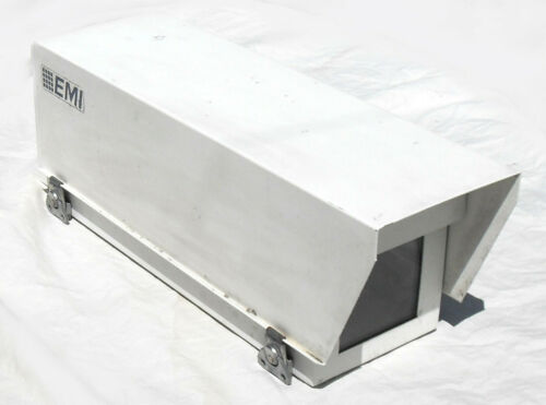 EMI TV Camera Enclosure Weatherproof with Heater and Fan