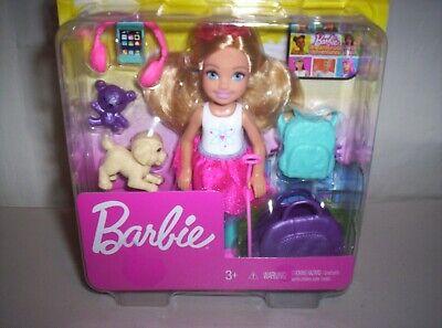 2019 Barbie CHELSEA Dreamhouse Adventures