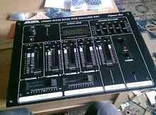 Arista 4CH Stereo Sound Mixer With Equalizer 1 Month WTY Royal Park Charles Sturt Area Preview
