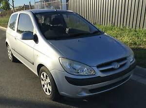 2006 Hyundai Getz TB AUTOMATIC 3DR Hatchback LIGHT HAIL CLEARANCE Adelaide CBD Adelaide City Preview