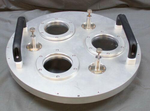 1137-016-01 Aluminum Chamber Lid   (R19)