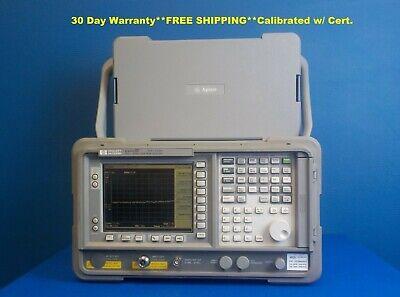 Agilent Hp Keysight E4403b W1ax1dsb72 Spectrum Analyzer 9 Khz-3.0 Ghz