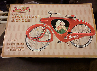 Coca Cola Advertising Bicycle