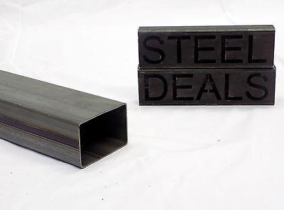 Carbon Rectangular Steel Tubing  - 3 x 2 x .065 x 12