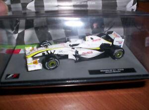 BRAWN GP 01 - 2009 - JENSON BUTTON -SCALA 1/43 - Italia - BRAWN GP 01 - 2009 - JENSON BUTTON -SCALA 1/43 - Italia
