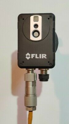 Flir Ax8 Thermal Imaging Camera With Swivel Mount And Ethernet Adapter