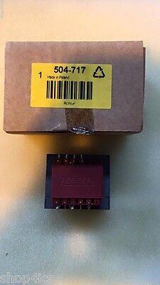 Rs 504-717 15 V Ac 2 Output Through Hole Pcb Transformer 6va