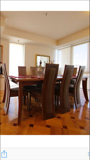 Harvey Norman Dining Table Chairs And Buffet Cabinet