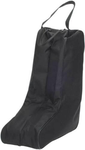 NEW Kensington Western Boot Bag Black