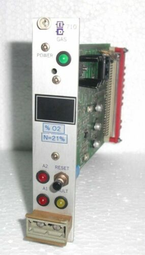 Electronic Devices Ed710 Pcb Card % 02 N=21% Rev.6 Ed 710