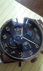 Limited edition Mens Carrera watch.