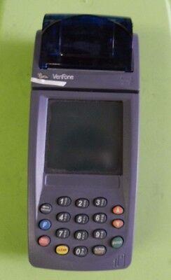 Verifone Nurit 8020 Credit Card Machine F2