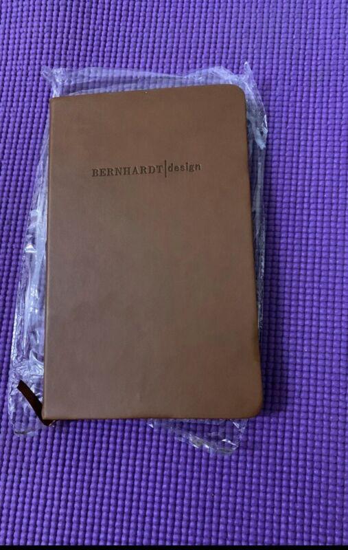 Bernhardt design grid notebook