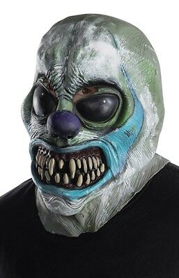 Munchie The Alien Freaky Haunted House Mask Adult Halloween - Freaky Halloween Masks