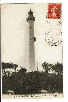 CPA-Carte Postale-France- la Coubre-Son phare 1911-VM11116